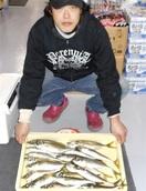 【ふくい釣り情報】福井新港でアジ好調 釣りタイム…