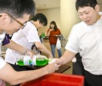 福井の味「さわやか」来県者に人気