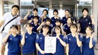 啓新高校・ハンドボール女子 北信越インターハイ2021福井県チーム紹介 #きみあせ