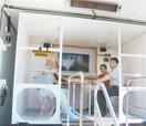 【訓練】■鯖江市水落町3、4丁目の住民が防災訓練
