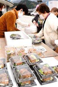 人気「お総菜市」12月まで延長 おおい・道の駅 金曜と土曜交互に開催 計10回
