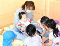 幼稚園が看護師探し 通園へ高いハードル みんな一緒に_福井の医療的ケア児(1)