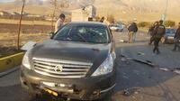 イラン科学者の暗殺に遠隔操作説