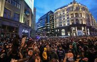 ロシア抗議デモ、1700人拘束