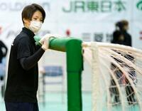 「大型サイド」東京パラまで半年 工夫を凝らし強化図る