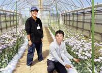 園芸カレッジに一から学ぶ 福井で就農、思い熱く 池端希彩記者(仁愛大4年) 大学生記者がゆく!!ふくい農業ゼミナール(4)
