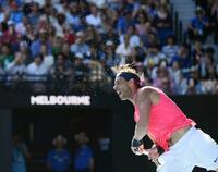 全豪テニス、ナダルが4回戦へ