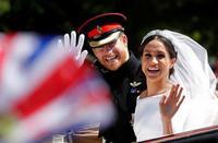 ヘンリー英王子が結婚