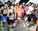 【写真特集】菊花マラソンさっそう