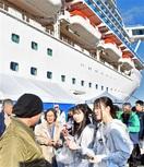 新型肺炎拡大で「D・プリンセス」 敦賀寄港の運航…