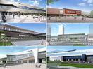 北陸新幹線6新駅のデザイン決まる
