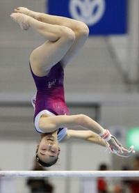 「一つでも多くの種目に」 世界体操選手権代表の梶田 スポーツランド