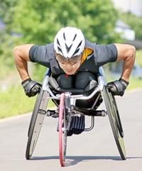 「障害は関係ない」夢の表彰台へ