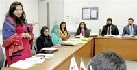 パキスタン研修団障害者支援へ意欲 きょうまで事例学ぶ