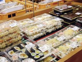 地元の新鮮農産物を直売 手づくり惣菜も豊富