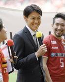 GK育成に広報活動も サッカー元代表の楢崎氏 …