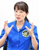 元宇宙飛行士の山崎直子さん