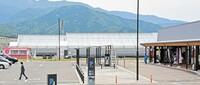 道の駅の隣が熱い、第1弾はイチゴ栽培ハウス 福井県勝山市「恐竜渓谷かつやま」東側の整備加速