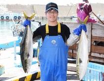 10代漁師が海と格闘、越前町