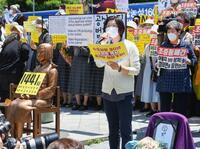 「当選辞退すべき」7割超、韓国