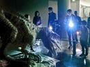 恐竜博物館でナイトミュージアム案