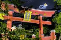 日本百名月に気比神宮 敦賀・県内初  「夜間観光促す契機に」