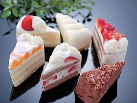 子どもからお年寄りまでおいしいケーキ