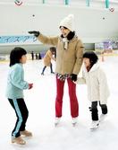 スケートするなら敦賀、氷の質高く