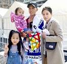 日本新の大迫傑を支えた福井出身の妻