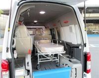 感染者搬送用車両3台追加 議員報酬減額分を活用
