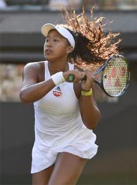 女子テニス、大坂は45位に後退