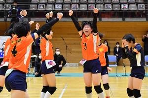 春高バレー福井県女子代表は北陸