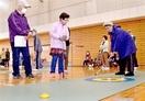 ニュースポーツ 170人親睦深める 敦賀市老人…
