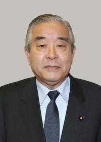 園田博之衆院議員が死去
