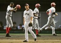 野球日本代表、カナダに敗れる