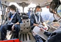 県立病院―勝山8分、空でつなぐ命