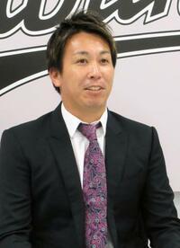 益田、ロッテ残留を表明