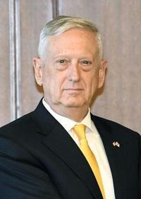 米国防長官、来月訪中へ調整