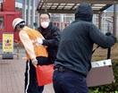 ■北陸道武生料金所で強盗対応訓練