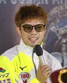 WBO王者田中、喜びをかみしめ