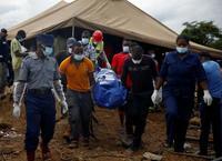 ジンバブエの金鉱で24人死亡