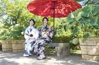 渡辺さん(鯖江)最高賞 山海里写真・花はすモデルの部 南越前