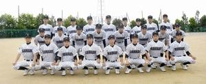 第101回全国高校野球選手権福井大会に出場する金津