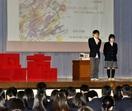 デザイン、情報科学3年生が成果披露 丹南高総合学科
