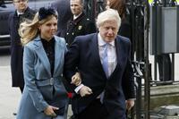 英首相夫人、第2子妊娠