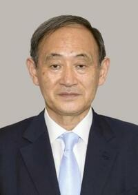 菅氏、経済対策「情勢見て対応」