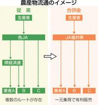 目指すは所得2割増 一元集荷、販売有利に 合併どう変わる_JA福井県4月1日発足(上)