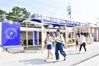 学生浜茶屋、魅力UP 高浜・若狭和田海水浴場 メニュー充実、QR決済も みんなで読もう