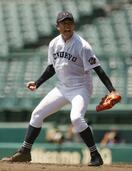 高校野球、中京と加藤学園が勝つ