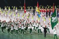 中国、感染対策し「全国運動会」